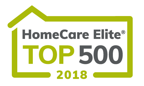 2018 HomeCare Elite Top 500 Agency
