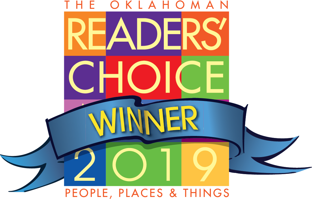 OKC Readers Choice Award 2019